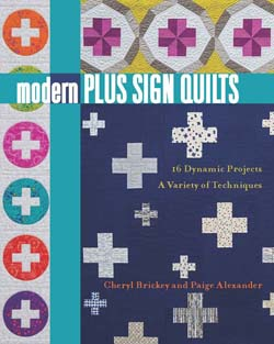 Modern Plus Sign Quilts Cover250